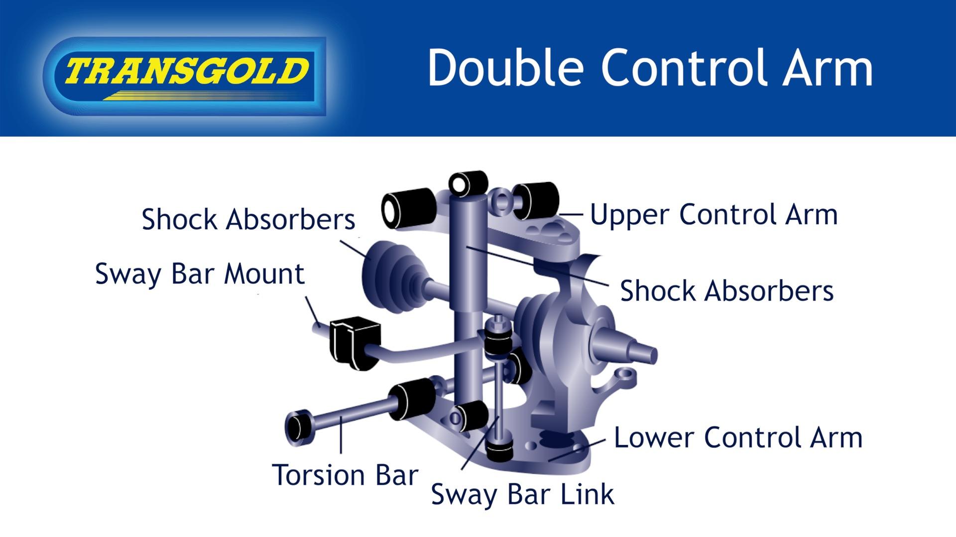 Double Control Arm