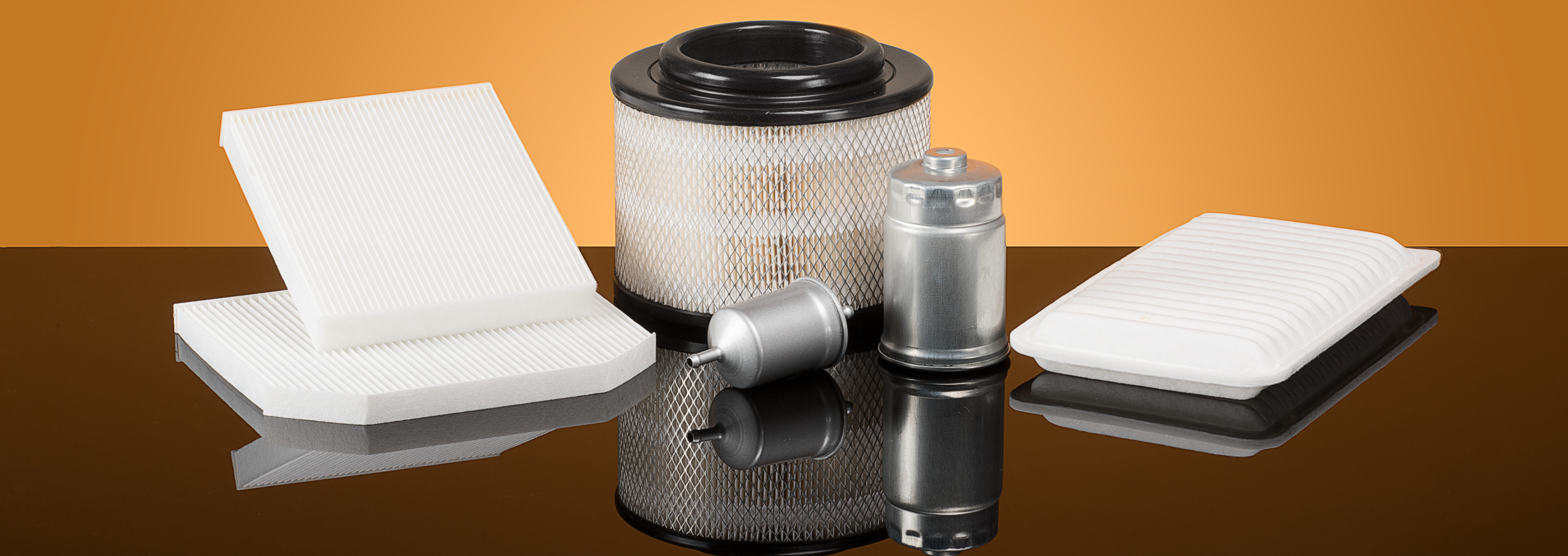 Air and Fuel Filters